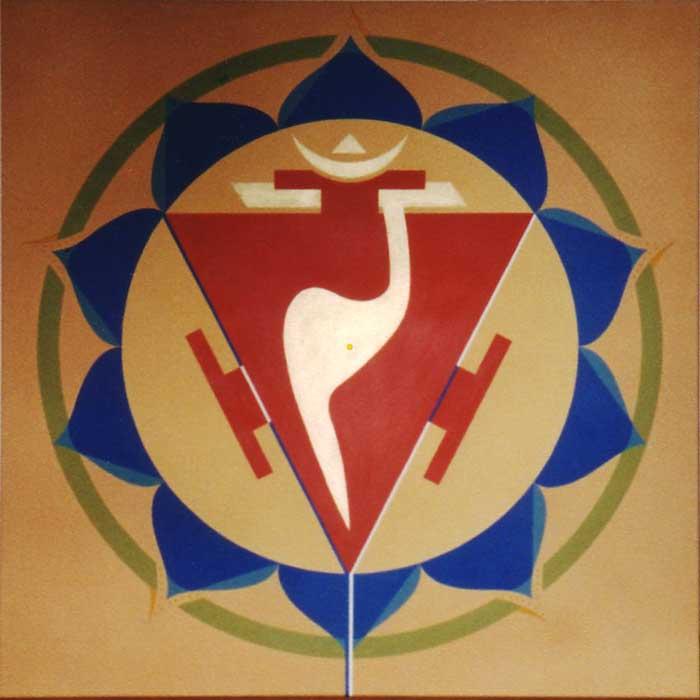 Chakra-Mandala 3