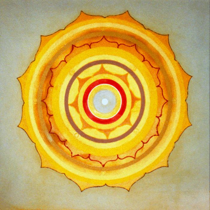 Sonnen-Mandala