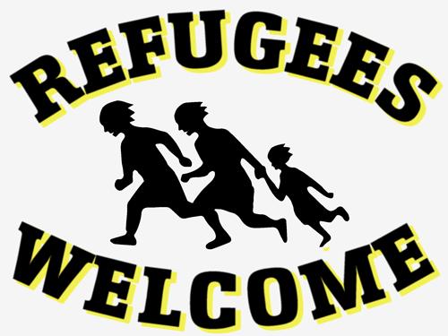 Logo: Refugees Welcome